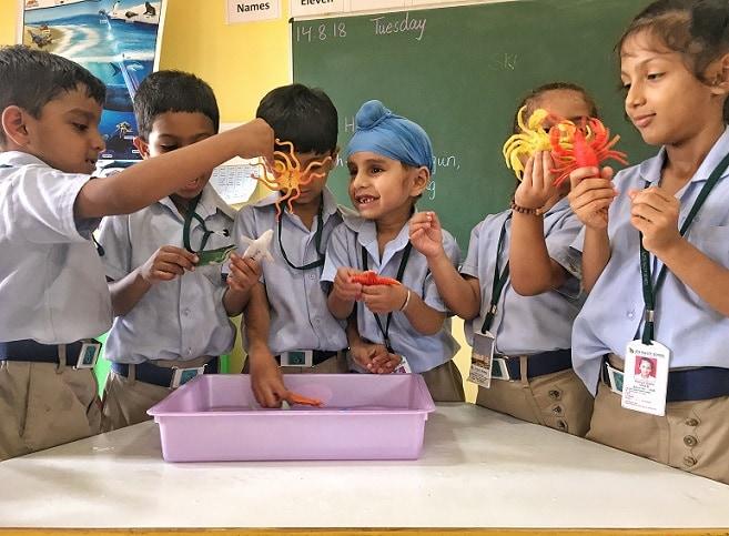 Top 5 schools in Chandigarh