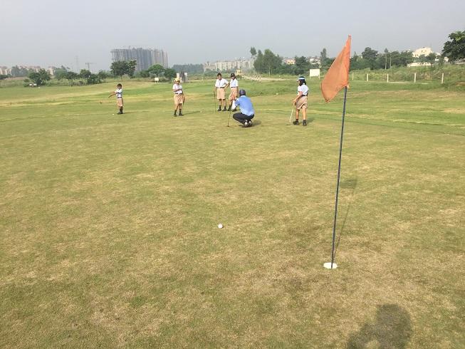 Golf-ATS-School